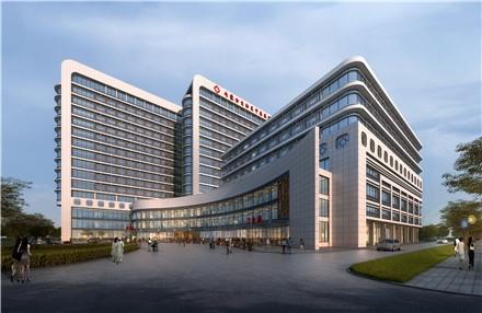 标题:医院新大楼 浏览次数:13585 发表时间:2016-11-12